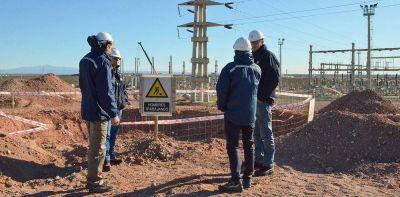 Energía: Avanza la obra del parque industrial de Añelo