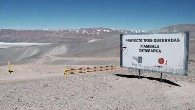 Minera canadiense anuncia su primer lote de producción de litio