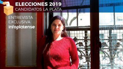 """Luana Simioni: """"Hubo un voto de rechazo a la política de ajuste del gobierno de Macri, Vidal y Garro"""""""