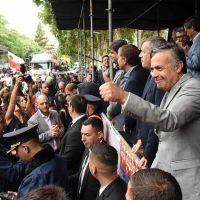 Alfredo Cornejo quiere mantener unido a Juntos por el Cambio más allá de la elección