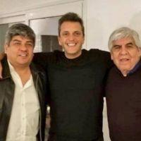 Sergio Massa agasajó con un asado al clan Moyano: pedido de paz sindical hasta las elecciones y apoyo a un gobierno de Alberto Fernández