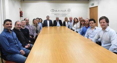 Juan Martín Andrés integrará la Mesa Directiva Nacional de AEFIP