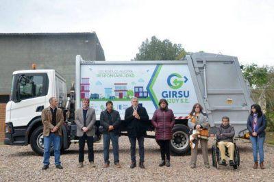 Medio Ambiente: el proyecto GIRSU es valorado a nivel nacional