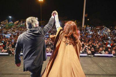 La construcción del albertismo avanza ante la indiferencia de Cristina
