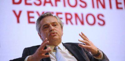 La economía y las dos herencias, obsesiones de Alberto Fernández