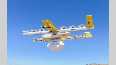 Walgreens hará delivery con drones de Wing Aviation