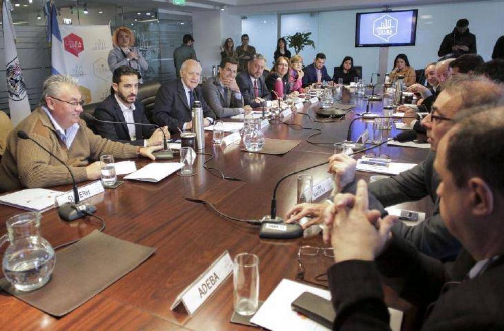 Las reuniones de Lavagna con empresarios y el mensaje hacia el votante de Macri