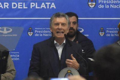 Macri, a punto de cometer el peor de los delitos