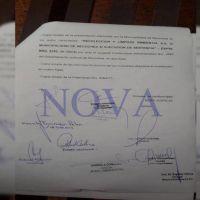 Finalmente, los concejales presentaron una denuncia penal por posible comisión de delito