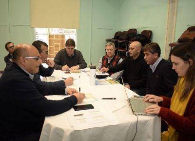 Facundo López pegó el faltazo a la reunión de los intendentes de la región