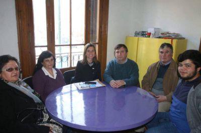 Raverta sumó el apoyo de la Concertación Forja