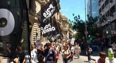 Las organizaciones sociales confirmaron nuevas protestas: piquetes y marcha a Plaza de Mayo