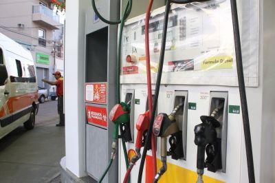 Combustibles: tras algunas rebajas, los precios quedaron casi unificados
