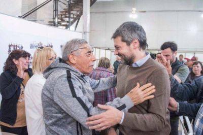 """Lammens: """"La Ciudad debe contener y priorizar a las personas mayores"""""""