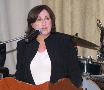 Graciela Rosso disertará sobre salud pública en Jujuy