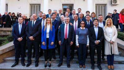 Alberto Fernández les anticipará a los gobernadores en Mendoza sus ideas federales: una capital rotativa y funcionarios instalados en las provincias