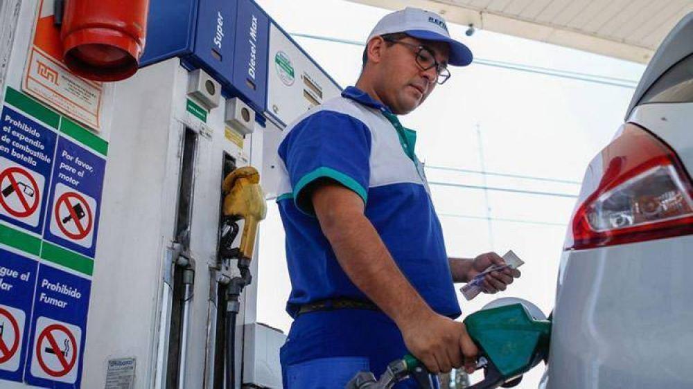 Defensa del Consumidor constató la situación de abastecimiento de las Estaciones de Servicio