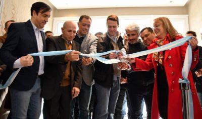 Los petroleros jerárquicos inauguraron nueva sede en Río Gallegos