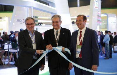 Con toda la industria presente, comenzó la Argentina Oil & Gas Expo 2019