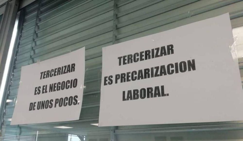 El paro contra la tercerización del call center de Aerolíneas Argentinas ya impactó en 70 mil llamados