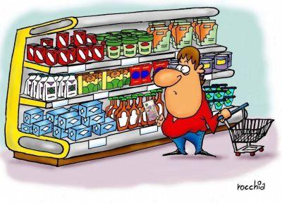 ¿A quién le echarán la culpa? Las ventas en supermercados cayeron 12,7 por ciento y llevan 13 meses a la baja