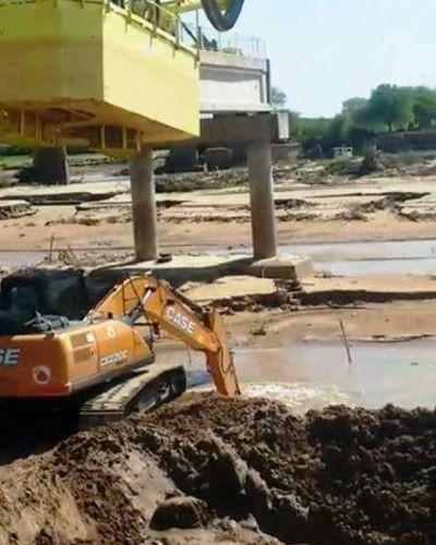 Preocupan los sucesivos inconvenientes en el acueducto de Puerto Lavalle