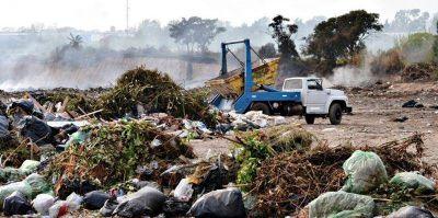 Crespo presentó un pedido de informes de ambientalistas sobre la gestión de Residuos Sólidos Urbanos