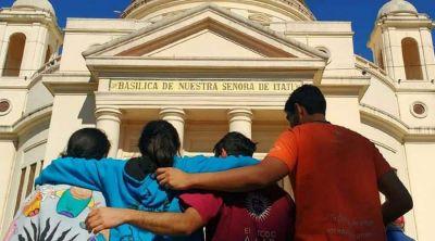 """Jóvenes del noreste argentino se comprometen """"con los que sufren en silencio"""""""