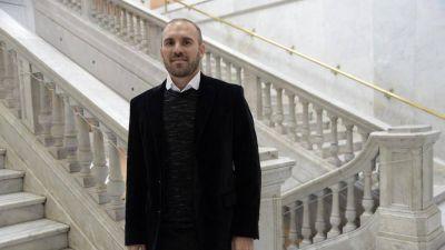 Lammens piensa en Martín Guzmán para un mega ministerio de Hacienda