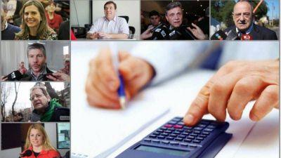 Calculadora en mano, los candidatos analizan de dónde sumar votos