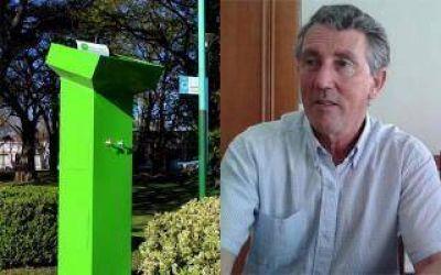 La ingeniosa iniciativa ecologista del Intendente de Pila: