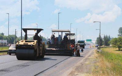 Habrá reducción de calzada por 15 días en la Autopista Buenos Aires-La Plata