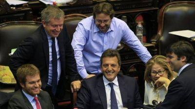 Emilio Monzó ya empezó a conversar la transición en la Cámara de Diputados con Sergio Massa y a armar el pos macrismo con guiños al PJ