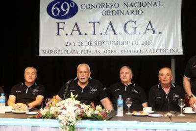 El Congreso de la FATAGA aprobó su Memoria y Balance