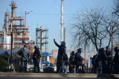 Trabajadores de la UOCRA rechazaron el acuerdo firmado por Trabajo y AESA