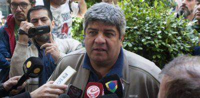 """Pablo Moyano, sobre el bono: """"Les dije a los muchachos, 'agarremos las 5 lucas y votemos a Alberto'"""""""