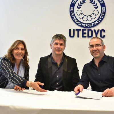UTEDyC firmó un convenio con 17 entidades que garantiza licencias a víctimas de violencia de género
