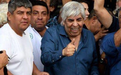 Desde 1987: nuevo mandato de Hugo Moyano al frente de Camioneros