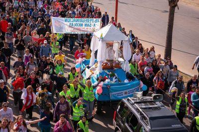 Merced y San Nicolás: dos días absolutamente marianos en la Argentina