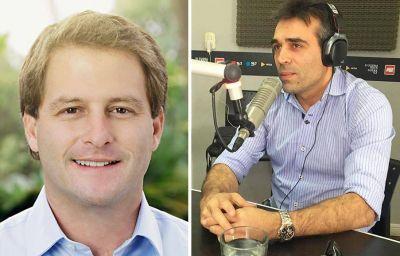 """Alex Campbell: """"Quiero desmentir los dichos de López"""""""