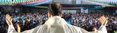 """Jóvenes de la Iglesia Católica llegan a Quequén para vivir una nueva edición de la """"Invasión de Pueblos"""""""