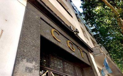 La CGT, insignia madre del movimiento obrero peronista, cumple 89 años