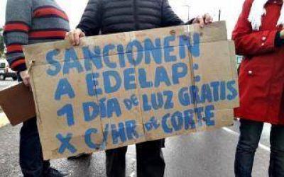 Multa a Edelap por el extenso apagón en La Plata: Para la Defensoría bonaerense llega tarde y es insuficiente