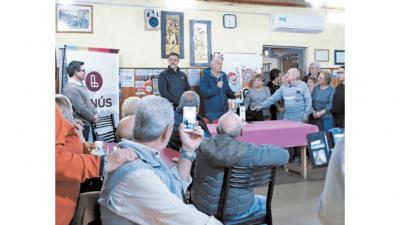Los intendentes de Cambiemos se juegan la reelección lejos de Macri