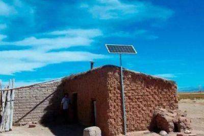 Energía renovable para frenar la desertificación de los Llanos Riojanos