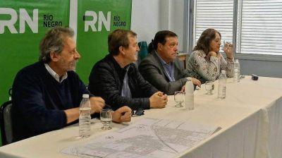 Amplían servicios para brindar mayor cobertura al Distrito Vecinal Noreste de Cipolletti