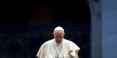 Papa Francisco: El papa está muy asediado