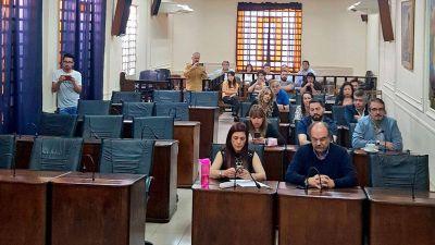 Lanús: la oposición no dio quórum y se suspendió la sesión en el concejo