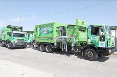 Avellaneda suma equipamiento y programas para el reciclado y tratamiento de residuos