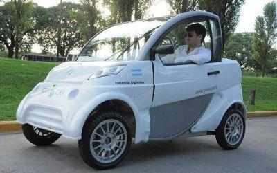 Lanzan el primer auto eléctrico hecho en Argentina y se venderá en Mar del Plata